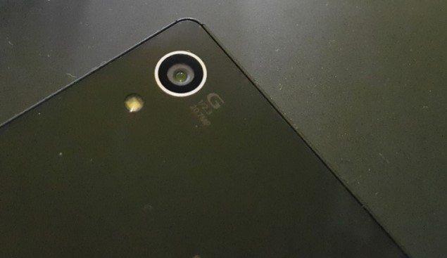 Фото Sony Xperia Z4 E6553 со Snapdragon 810