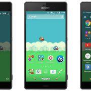 Xperia тема Flappy Bird для Sony Xperia Z3, Z2, Z1, Compact, M4, Z, ZR, ZL, M2, C3, T2, T3, Ultra