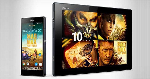 Mad Max Xperia Theme - тема для Sony Xperia Z3, Z2, Z1, Compact, M4, Z, ZR, ZL, M2, C3, T2, T3, Ultra