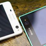 Небольшое сравнение Sony Xperia C4 и Xperia C3