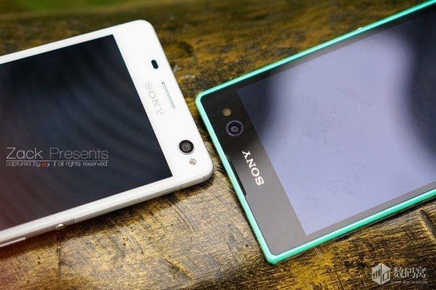 сравнение Sony Xperia C4 vs Xperia C3