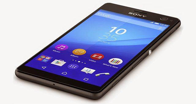 Краткий видео обзор Sony Xperia C4