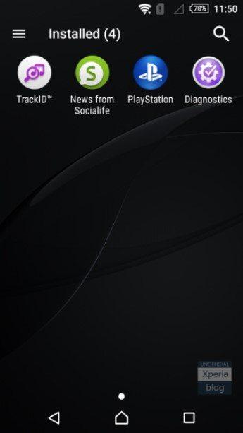 Sony Xperia M4 Aqua с 8 Гб на самом деле мало внутренней памяти