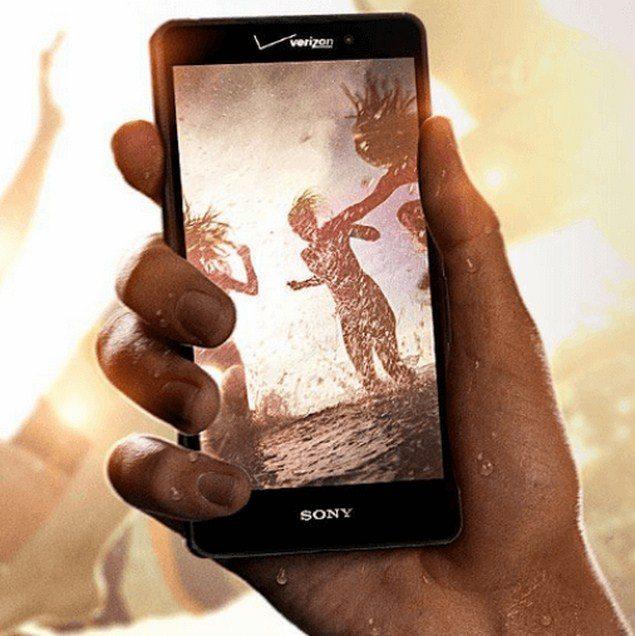 Sony Xperia Z4v характеристики и фото