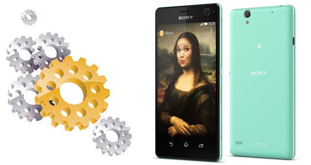 Характеристики Sony Xperia С4 - полный список