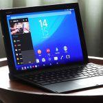 Sony Xperia Z4 Tablet 32 Гб LTE с клавиатурой – цена в России на полный комплект