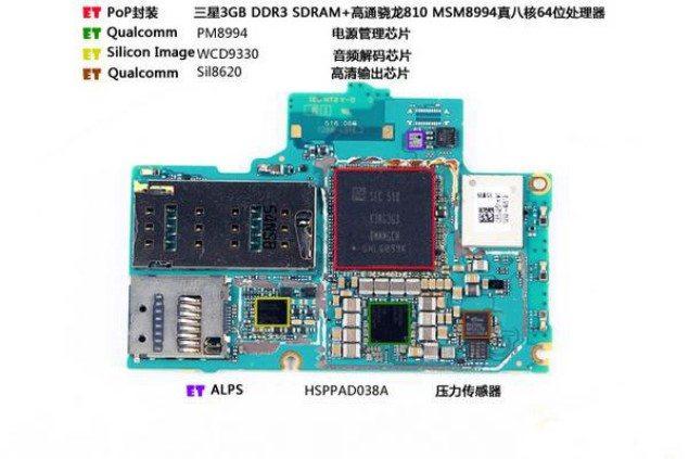 инструкция и фото как разобрать Sony Xperia Z3 Plus (Xperia Z4)
