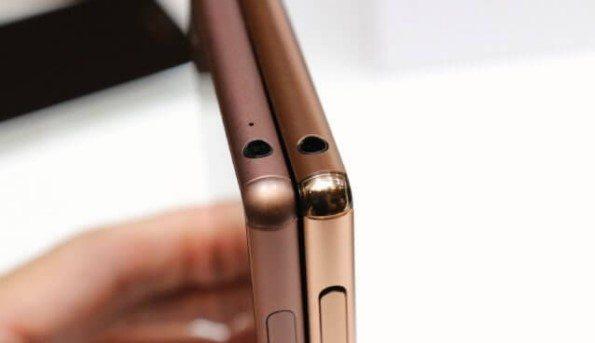 сравнение Sony Xperia Z3+ (Z4) vs Xperia Z3