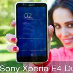 Sony Xperia E4 Dual – видео обзоры смартфона