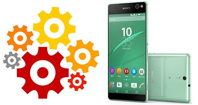 Технические характеристики смарnфона Sony Xperia C5 Ultra и Xperia C5 Ultra Dual