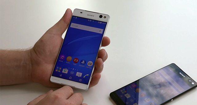 Sony Xperia C5 Ultra - первые видео обзоры