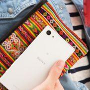 пресс релиз изображение Sony Xperia Z5 Compact и чехол на Xperia Z5