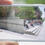 Новый интерфейс камеры в Sony Xperia Z5