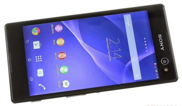 Смартфон Sony Xperia C3 Dual D2502 - обзор модели