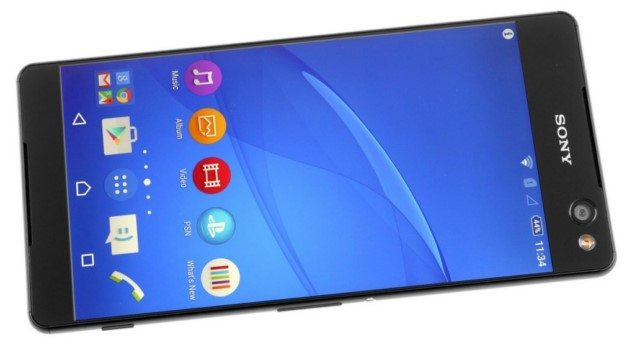 обзор Sony Xperia C5 Ultra Dual