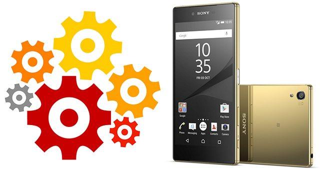 технические характеристики Sony Xperia Z5 Premium (Сони Иксперия Z5 Премиум)
