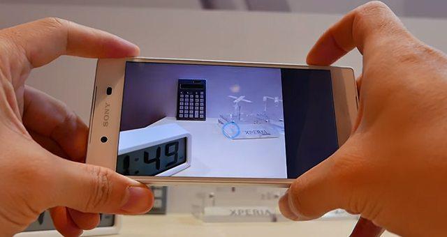 Скорость гибридного автофокуса Sony Xperia Z5