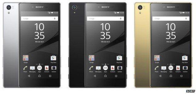 Sony Xperia Z5, Xperia Z5 Compact и Xperia Z5 Premium релиз