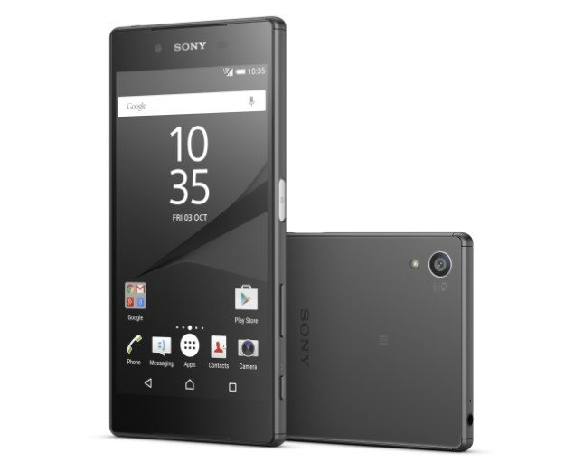 Sony Xperia Z5 фото
