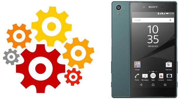 технические характеристики Sony Xperia Z5 (Сони Иксперия Z5)