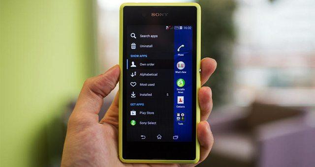 обзор Sony Xperia E3 Dual (Сони Иксперия Е3)