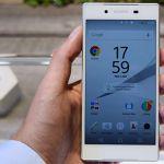 Живые фото Sony Xperia Z5