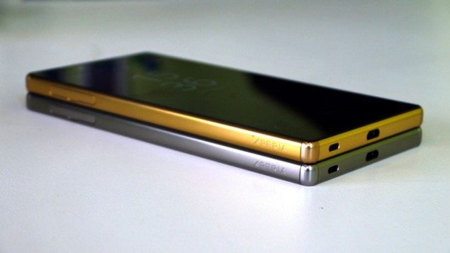 Sony Xperia Z5 Premium фото
