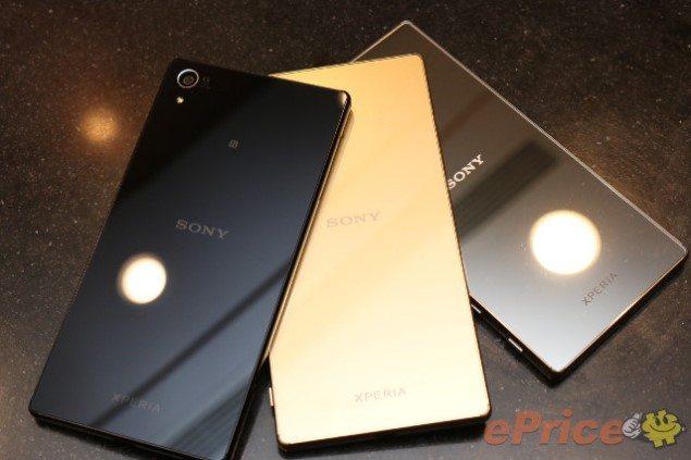фото Sony Xperia Z5 Premium
