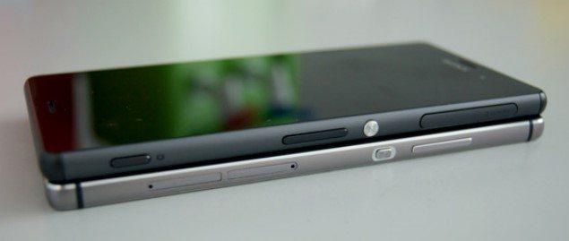 Sony Xperia Z3 vs Huawei P8