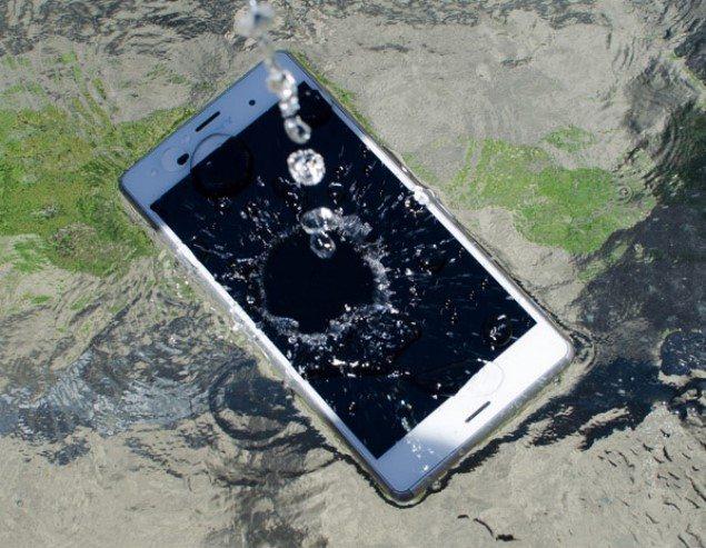 водонепроницаемый Sony Xperia Z3