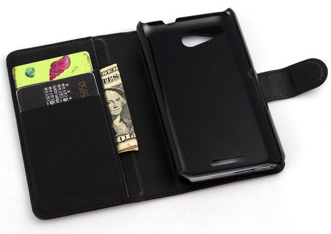 кожаный чехол для Sony Xperia E4g Dual