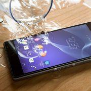 Водонепроницаемые телефоны Sony Xperia