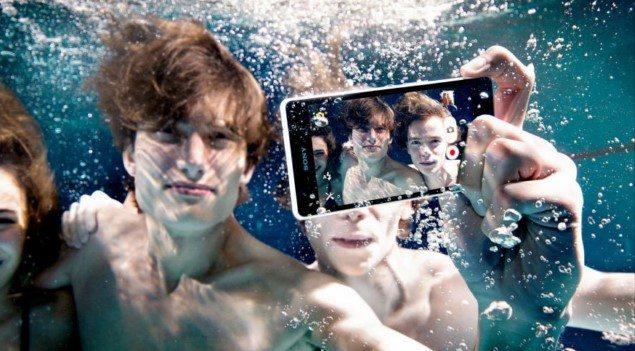 sony xperia водонепроницаемый - правила использования сони иксперия под водой