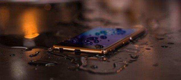 водонепроницаемый Sony Xperia Z3+