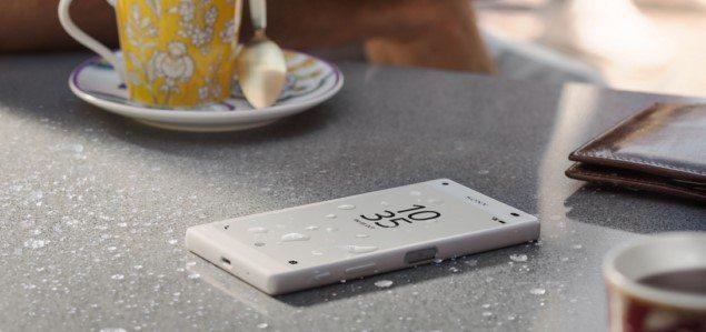 водонепроницаемый Sony Xperia Z5 Compact
