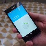 Принцип работы сканера отпечатка пальцев Sony Xperia Z5