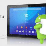 Xperia Z4 Tablet от Telstra может получить Android 6 уже в январе 2016