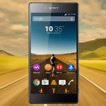 Xperia тема 'I'm Going Theme' для смартфонов Sony Xperia