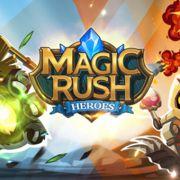 Magic Rush: Heroes для Sony Xperia Z5, Z3, Z2, Z1, Compact, M5, С5, M4, Z, ZR, ZL, M2, C3, T2, T3, Ultra