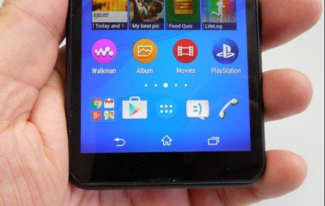 Обзор Sony Xperia E4g Dual