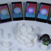 AOSP-сборки Android 6.0 Marshmallow для Sony Xperia z5, z3, z2, z1
