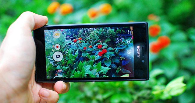 ухудшение качества камеры Xperia M2 на Android 5.1.1