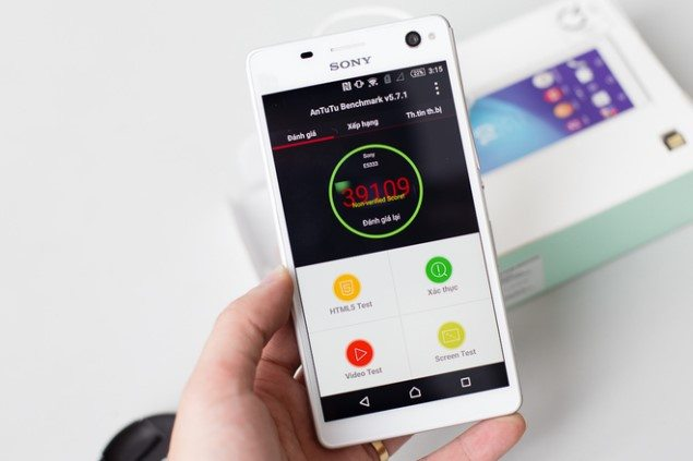 Обзор Sony Xperia C4 Dual - характеристики, фото, видео