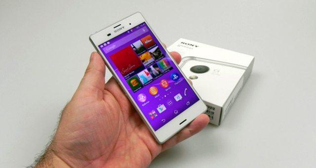 Sony Xperia Z3 Dual D6633 обзор