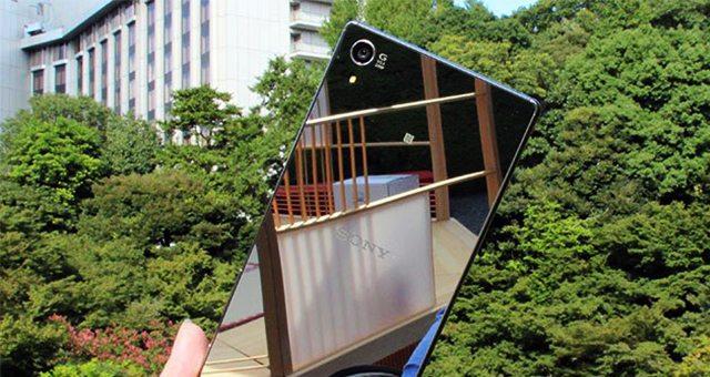 фото с Sony Xperia Z5 Premium - тест камеры