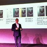 Объявлена цена Sony Xperia Z5, Z5 Compact, Z5 Premium и дата выхода в России