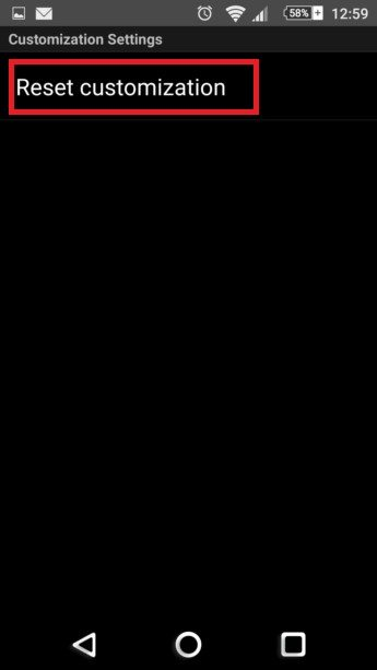 хард ресет на sony xperia
