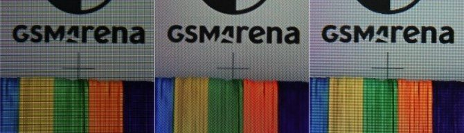 тест разрешения экрана Sony Xperia Z5 Premium