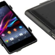 Sony Xperia Z1 чехол зарядка с аккумулятором на 3500 мАч
