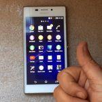 Дисплей Sony Xperia M2 (сенсор) и видео по замене